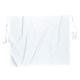 Séf kötény pántos, fehér, 100% pamut, 94 cm x 72 cm