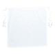 Derkas kötény, fehér, Kingsmill 65% poliészter / 35% pamut 245g