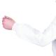 BizTex® Microporous karvédő kötött mandzsettával, Type 6PB (25 db)