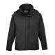 Canyon dzseki, fekete, 100% nylon PU bevonat 160g