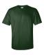 Ultra Cotton T, 205g, Forrest Green -Erdő zöld kereknyakú póló
