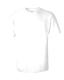 Ultra Cotton T, 200g, White-Fehér kereknyakú póló