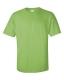 Ultra Cotton T, 205g, Lime kereknyakú póló