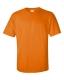 Ultra Cotton T, 205g, Orange-Narancs kereknyakú póló