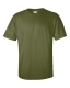 Ultra Cotton T, 205g, Classic Olive-Olaj zöld kereknyakú póló