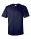Ultra Cotton T, 205g, Navy-Tengerkék kereknyakú póló