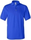 100 % Cotton Pique Polo, 240g, Royal Blue-Királykék