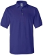 100 % Cotton Pique Polo, 240g, Purple-Lila