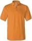 100 % Cotton Pique Polo, 240g, Tangerine- Mandarin