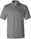 100 % Cotton Pique Polo, 240g, Sport Grey – Sport szürke