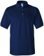 100 % Cotton Pique Polo, 240g, Navy-Tengerkék