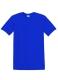Heavyweight T, 185g, Royal Blue-Királykék kereknyakú póló