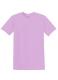 Heavyweight T, 185g, Light Pink -Rózsaszín kereknyakú póló