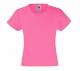 Girls Valueweight T , 160g, Light Pink -Rózsaszín