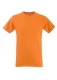 Fitted Valueweight T, 165g, Orange-Narancs