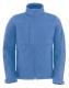 Hooded Softshell /men, Azure Blue-Azúr kék