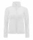 Hooded Softshell /women, White-Fehér
