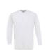 Exact 150 LSL, 145g White-Fehér hosszúujjú póló