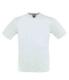 Exact V-neck póló, 145g, White-Fehér