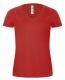 Blondie Classic women, 120g, Red-Piros női póló